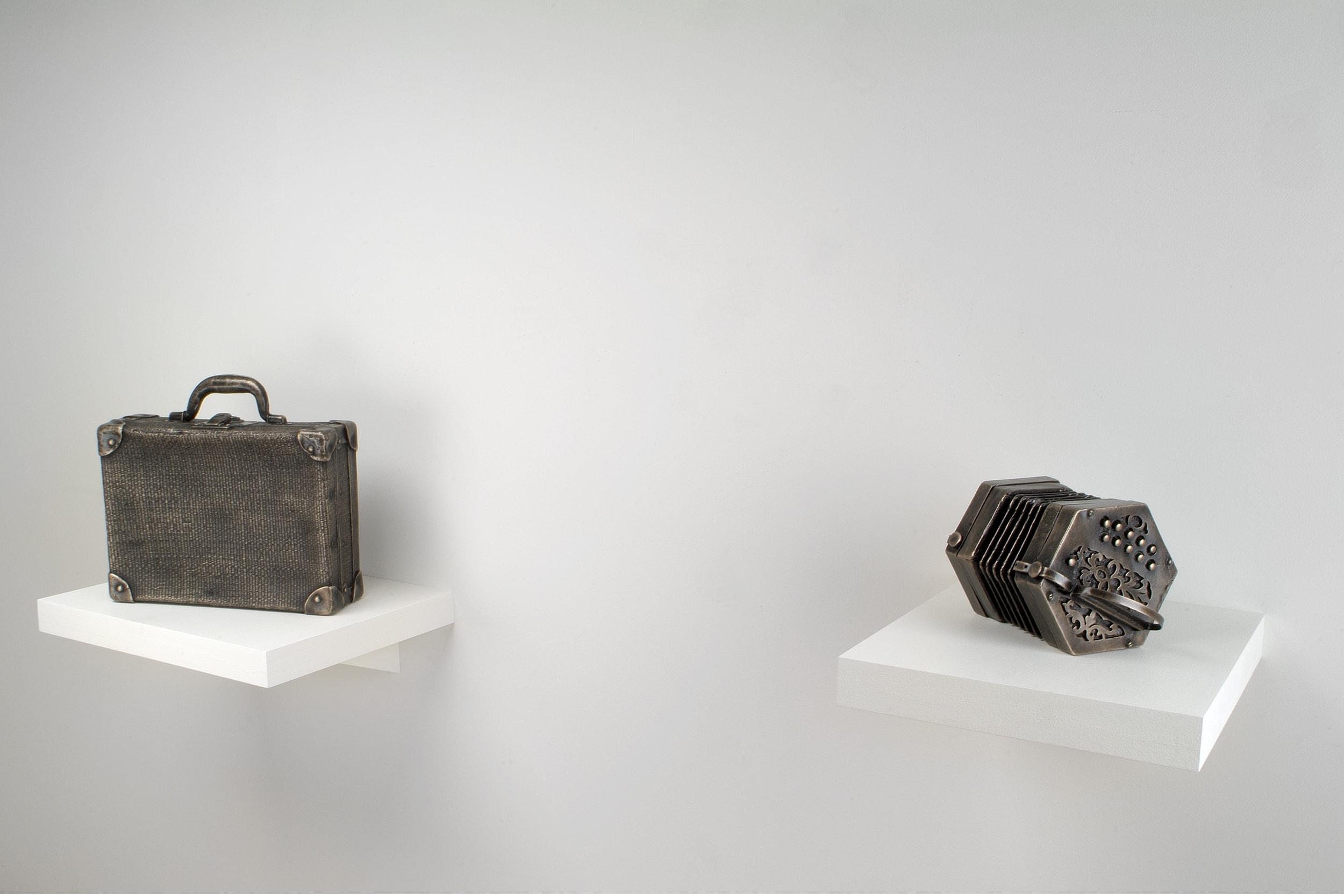 First Generation Artifacts (installation detail)