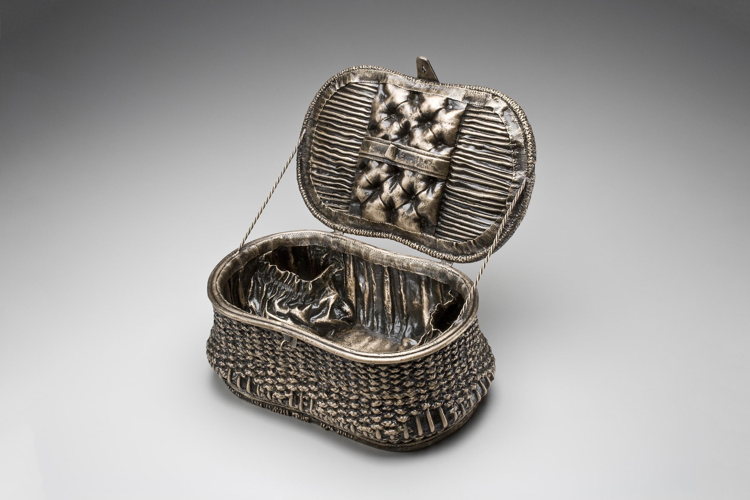 First Generation Artifact: Sewing Basket