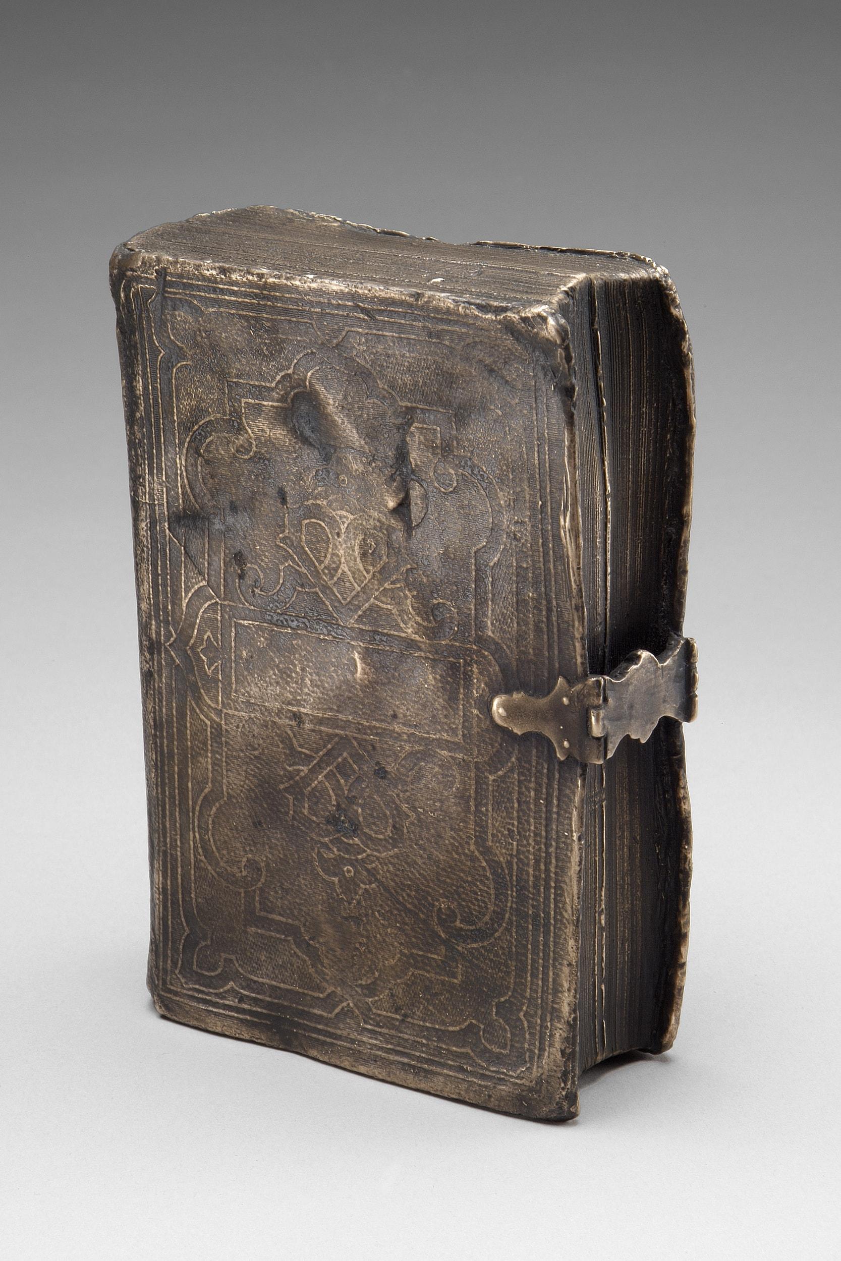 First Generation Artifact: Prayer Book/Journal