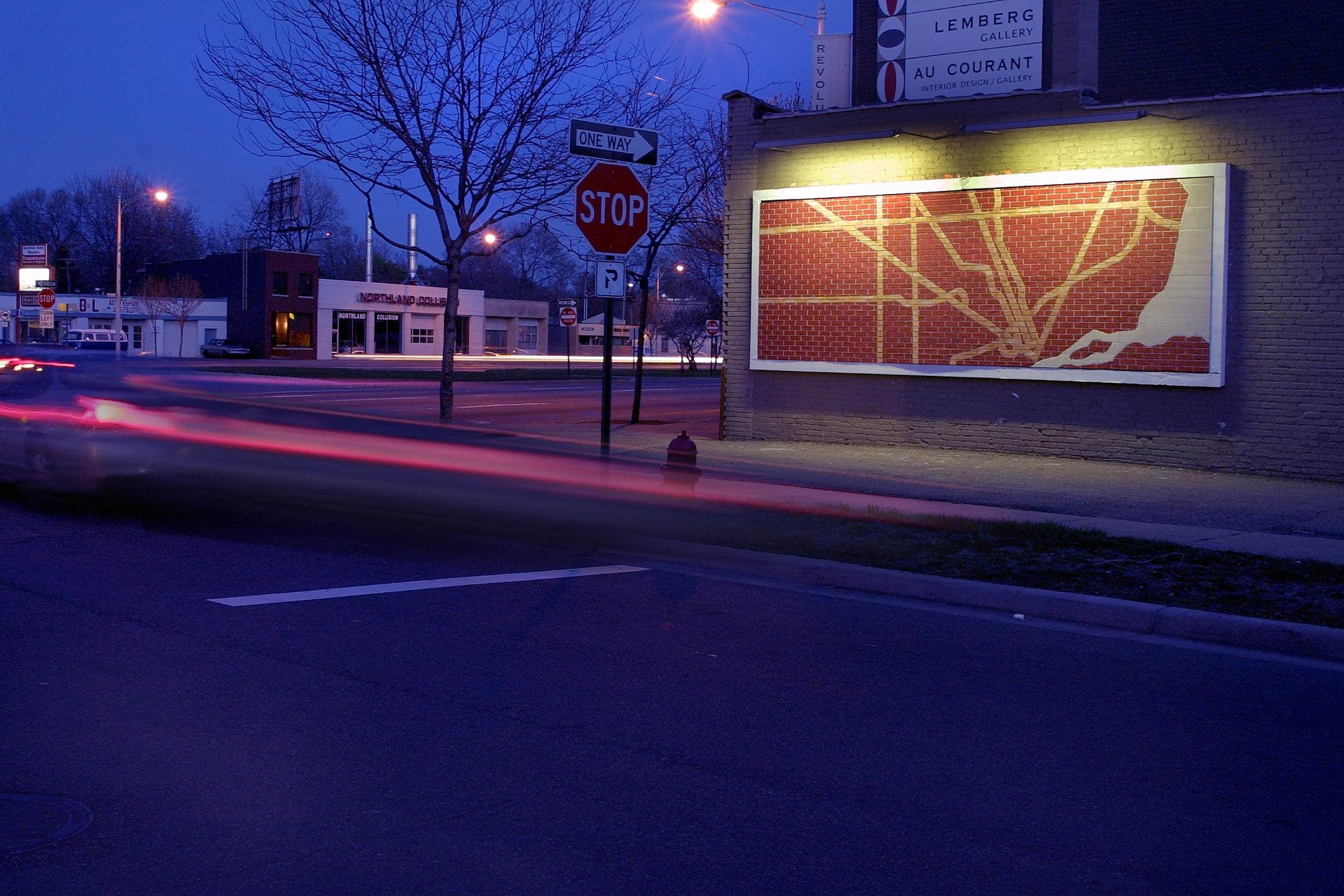 The Public Art Project: Billboard