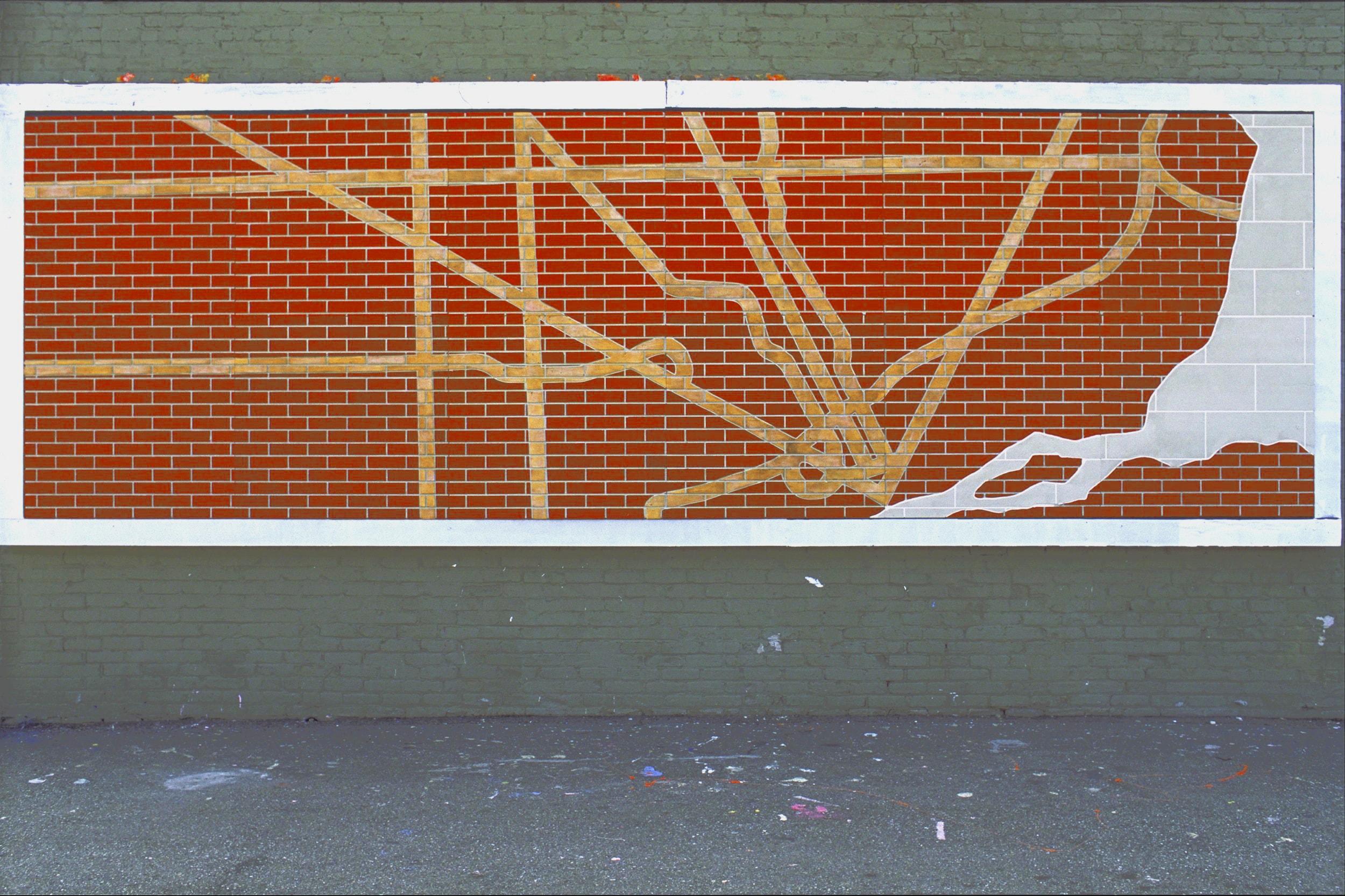 The Public Art Project: Billboard (detail)