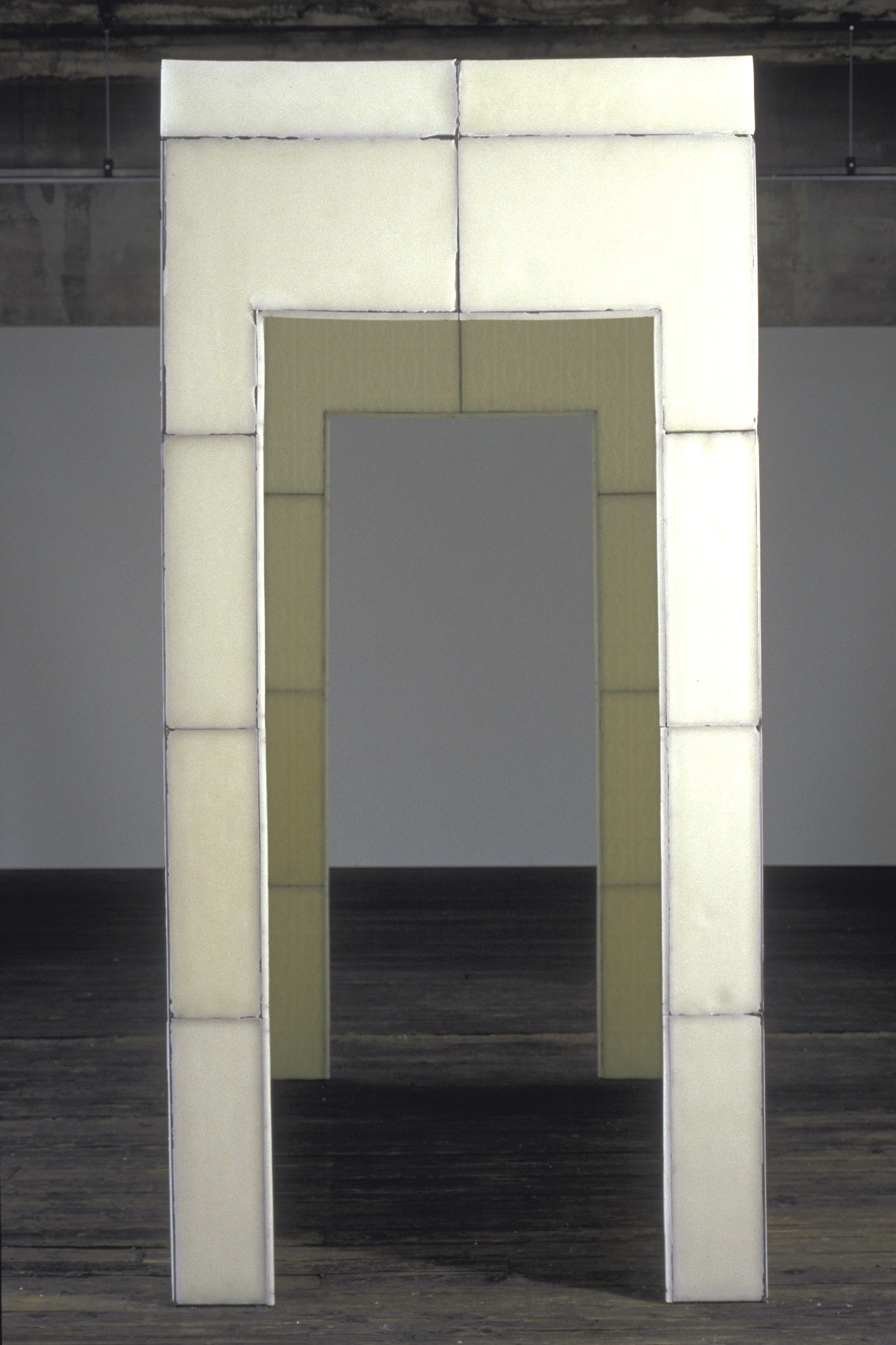 White Room (installation view)