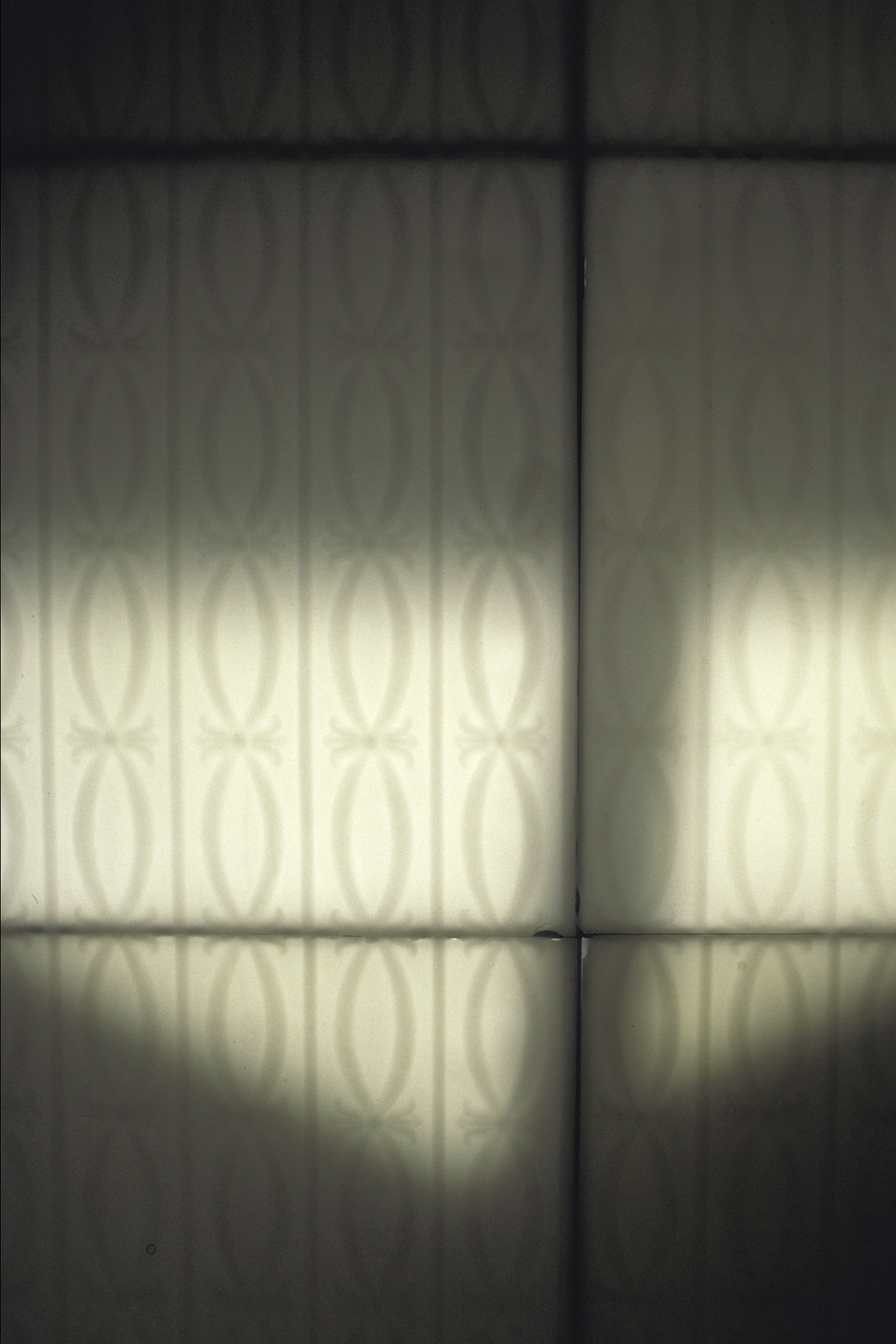 White Room (installation detail)