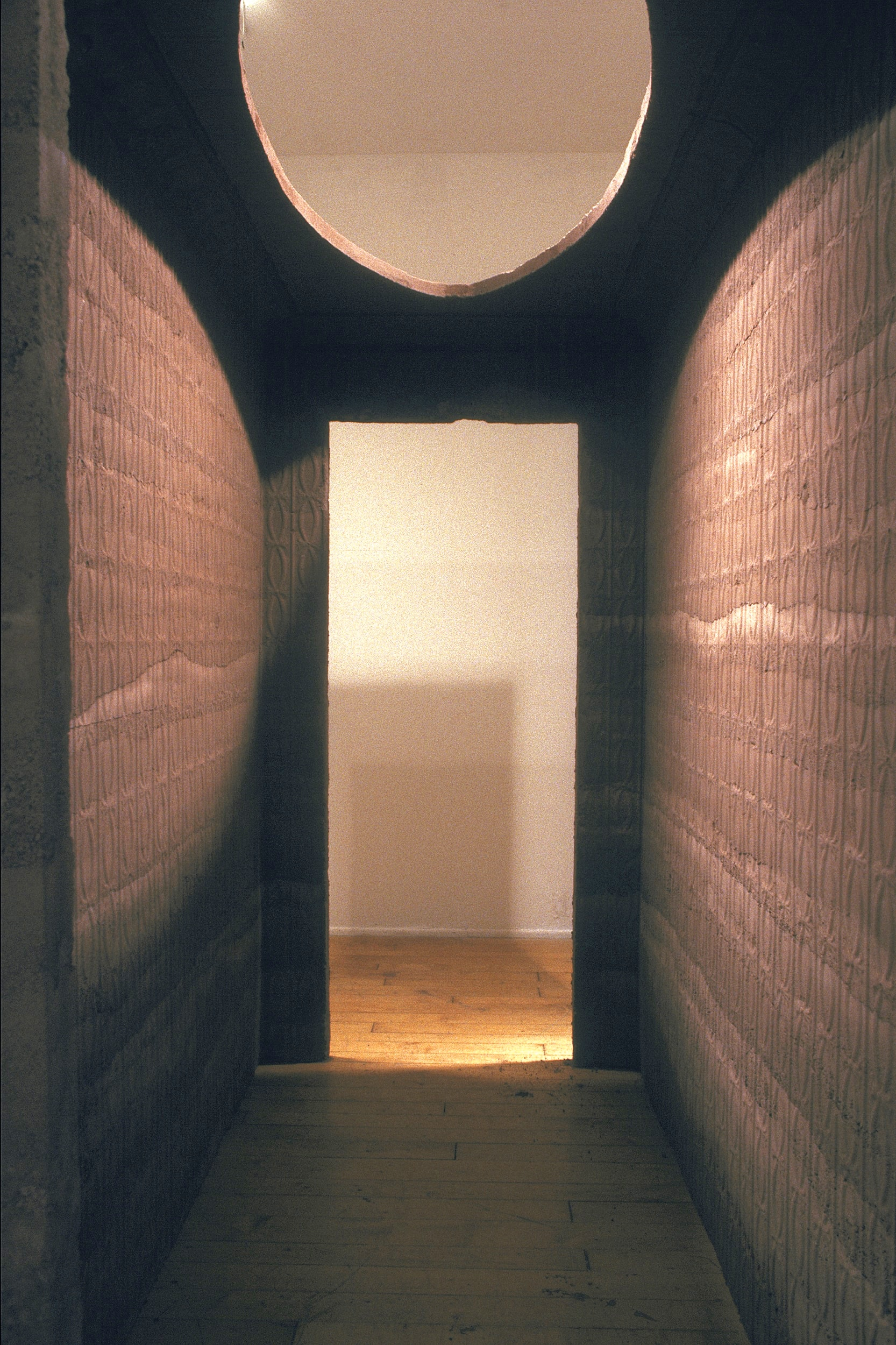 Earth Room (installation view)