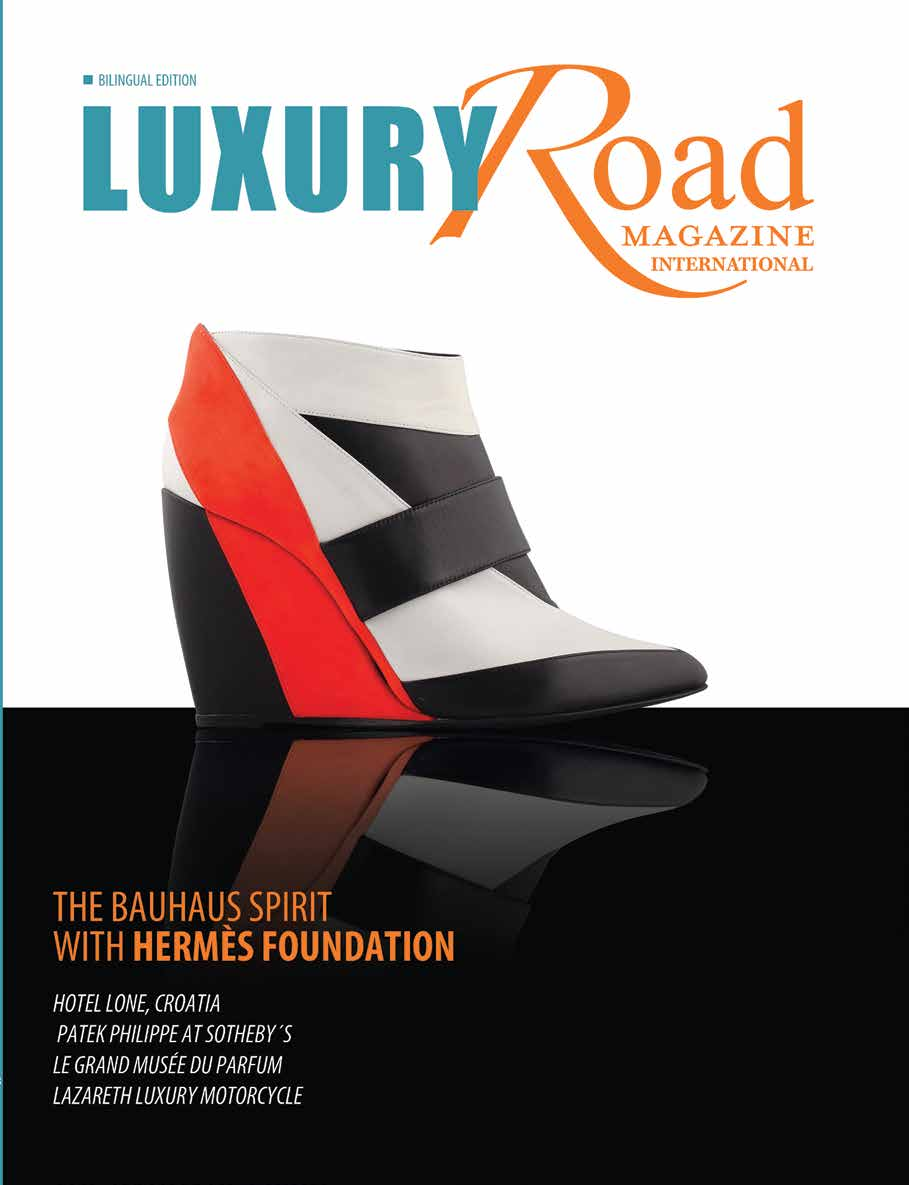 LUXURY ROAD MAGAZINE