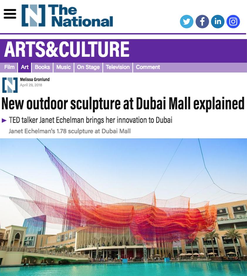 THE NATIONAL DUBAI