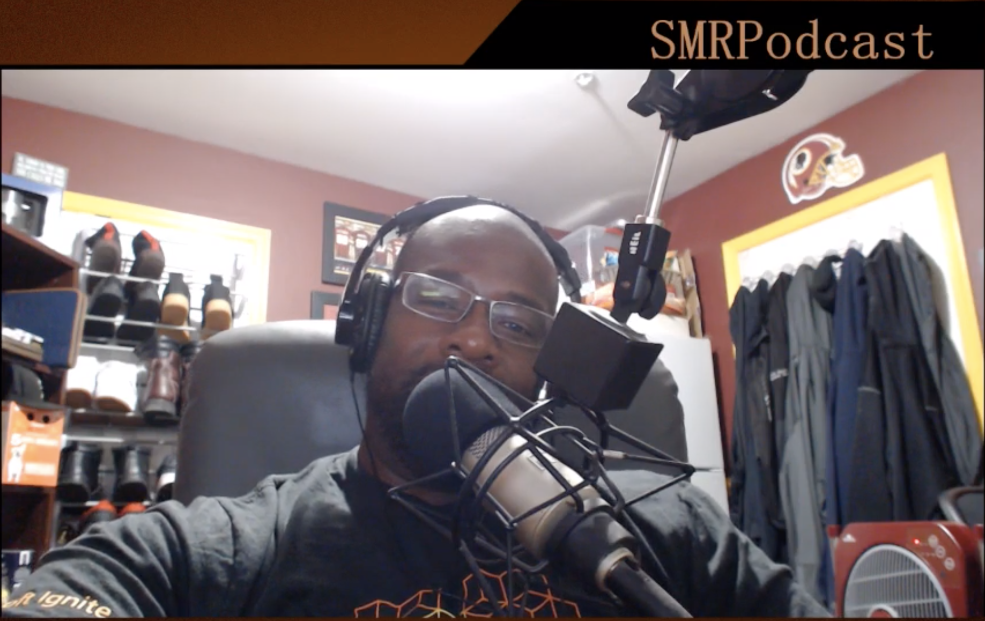 Chris Ashley of the SMRPodcast