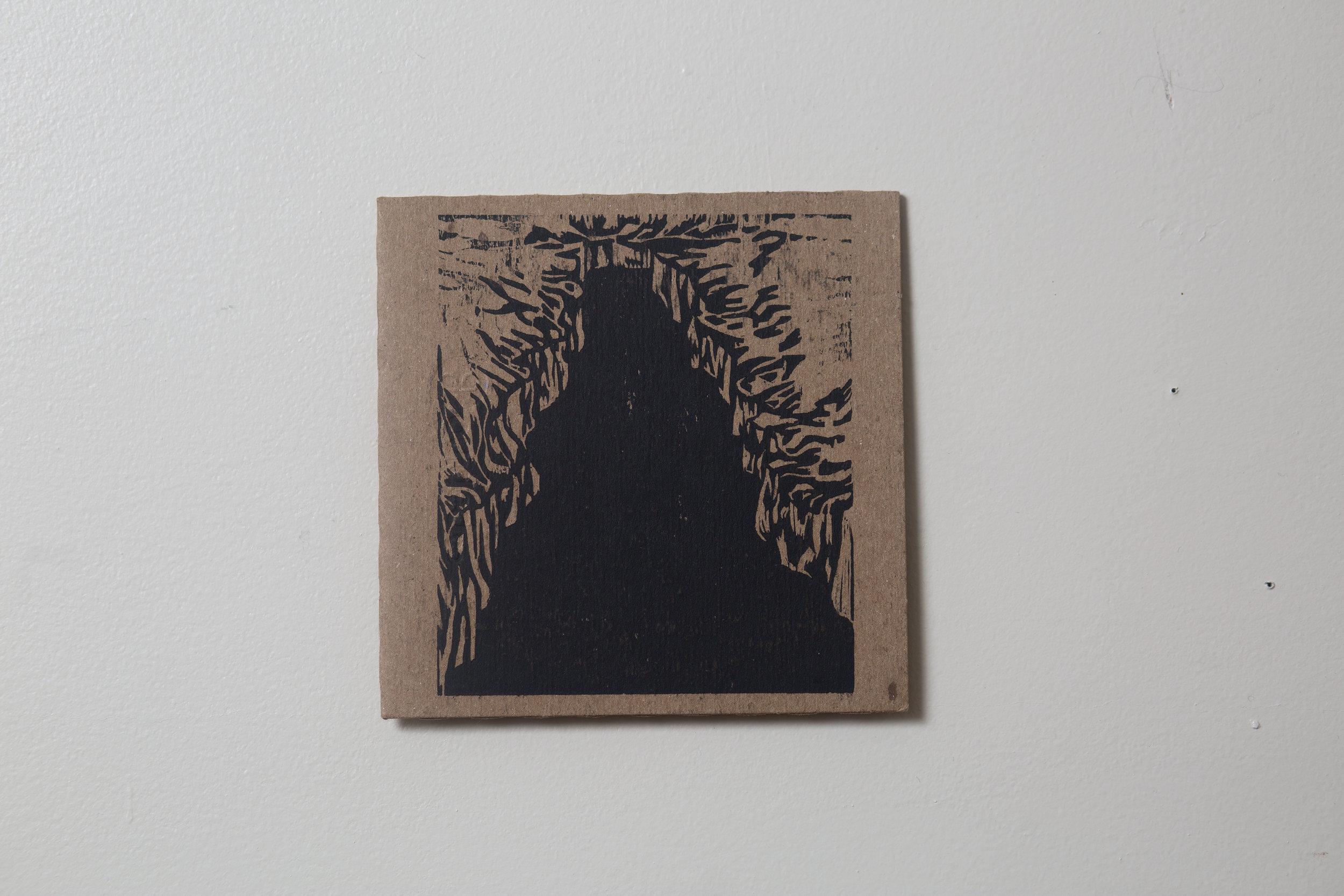 'Comet' CD back