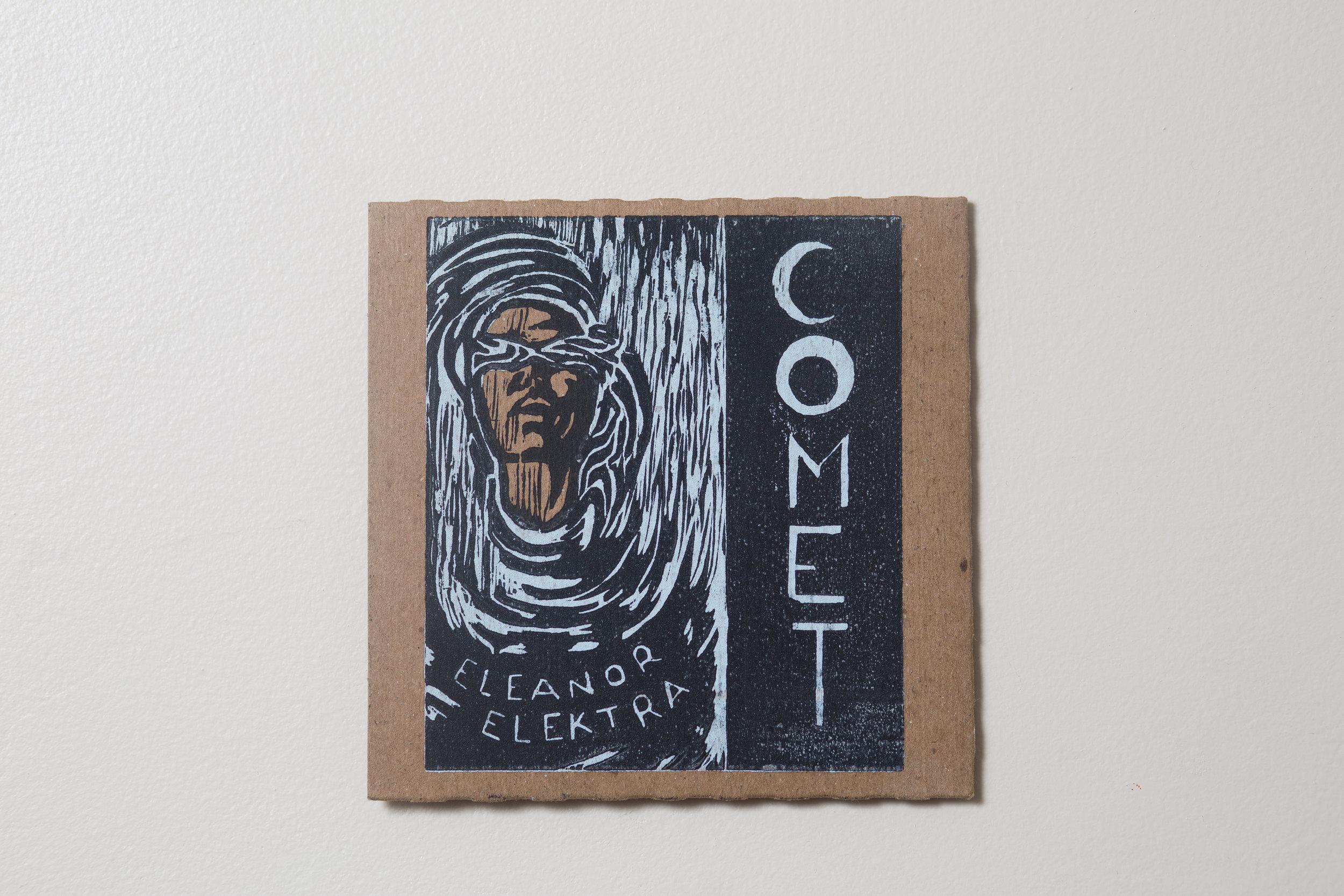 'Comet' CD front
