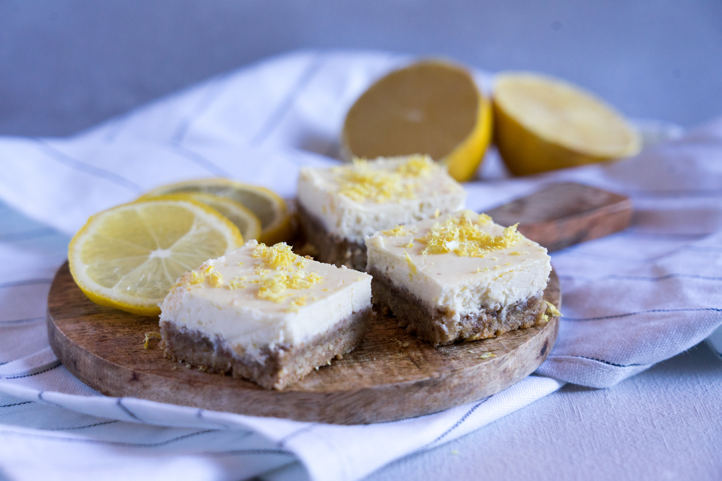 Gluten-free Lemon Bars
