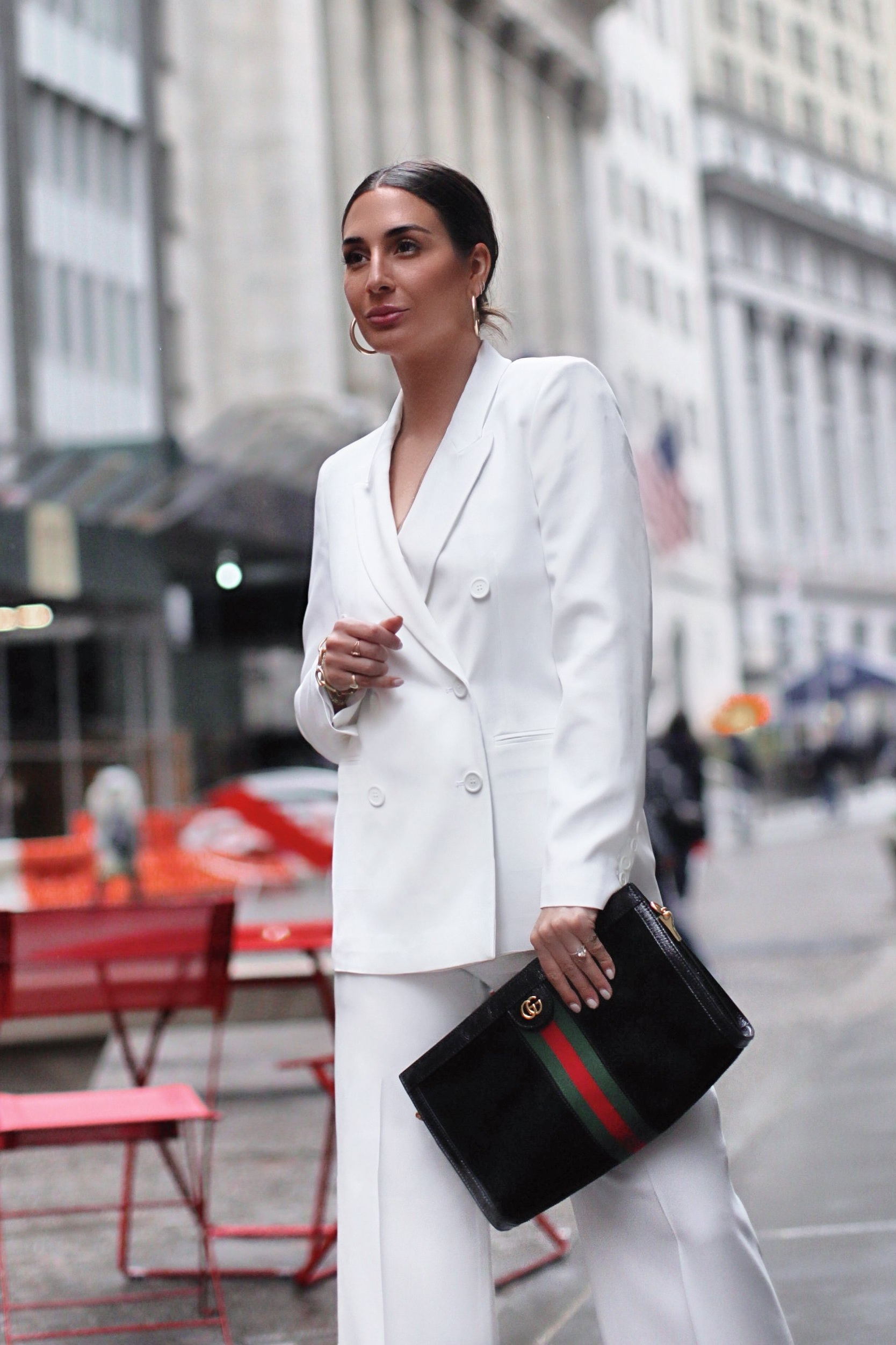 WHITE SUITS -
