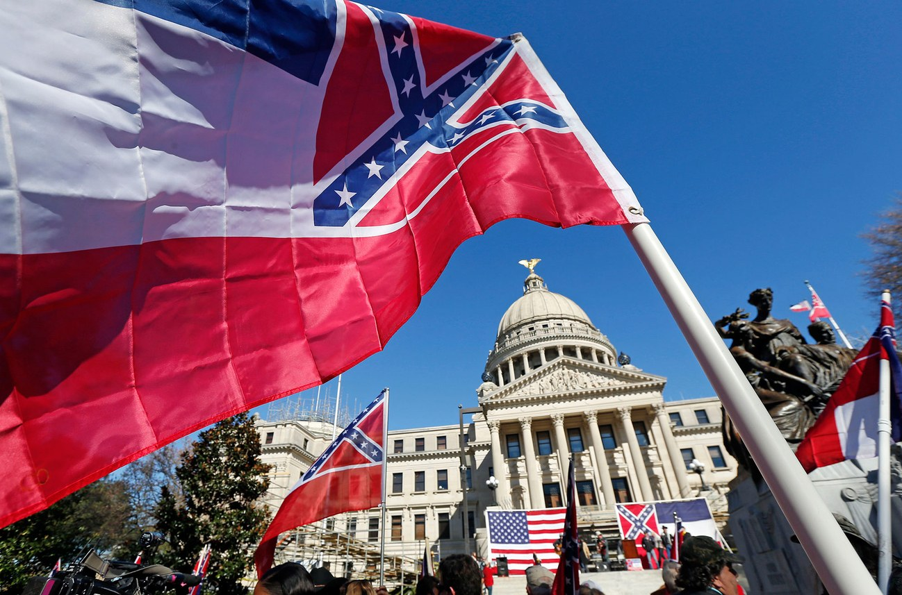 Mississippi: The Two Flag State - The New Yorker, April 30, 2016