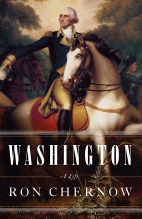 A Portrait on Paper: Chernow's George Washington: A Life - Review on National Public Radio, October 5, 2010