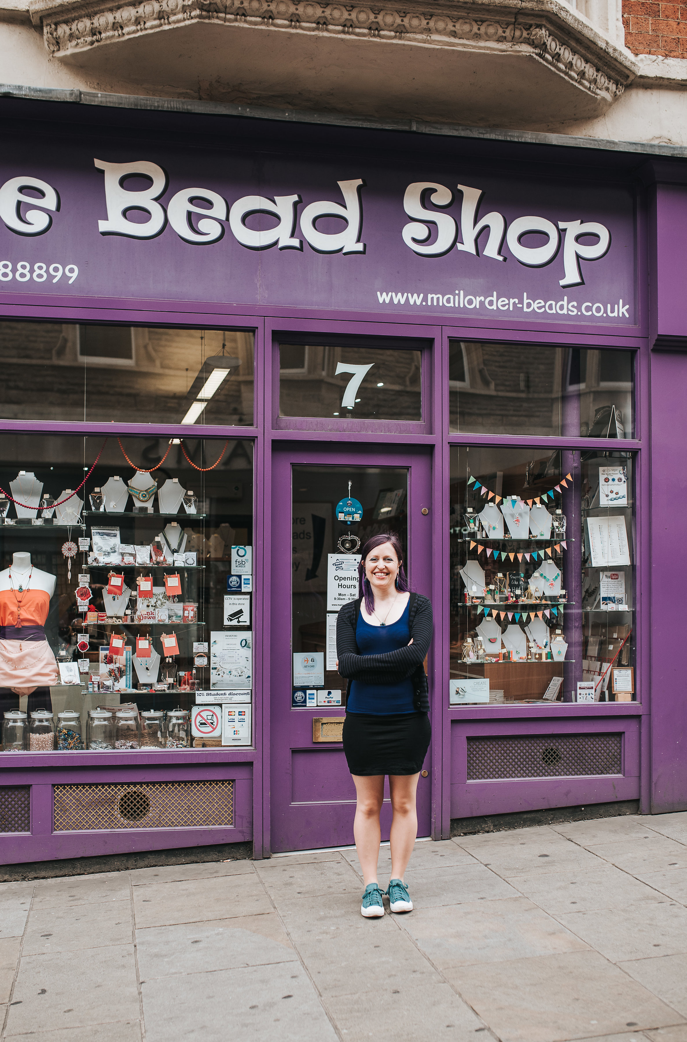 Learn more about me and how i started the bead shop