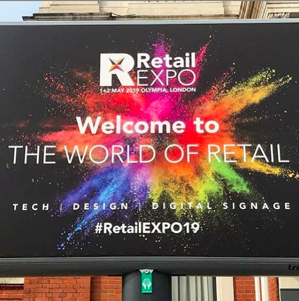 Retail Expo 2019 at London Olympia