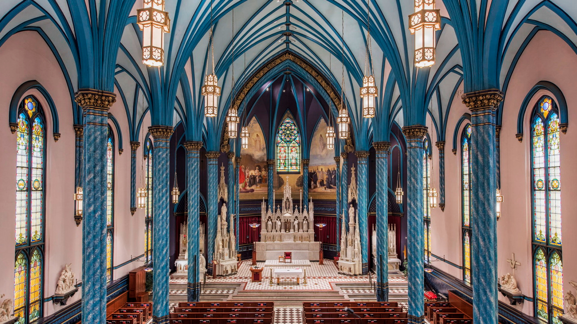 Preserving historic buildings and sacred spaces is an awesome responsibility for any organization - At Wiebold Studio, we consider it a privilege to lend our expertise to these projects, ensuring that future generations enjoy these incredible spaces.