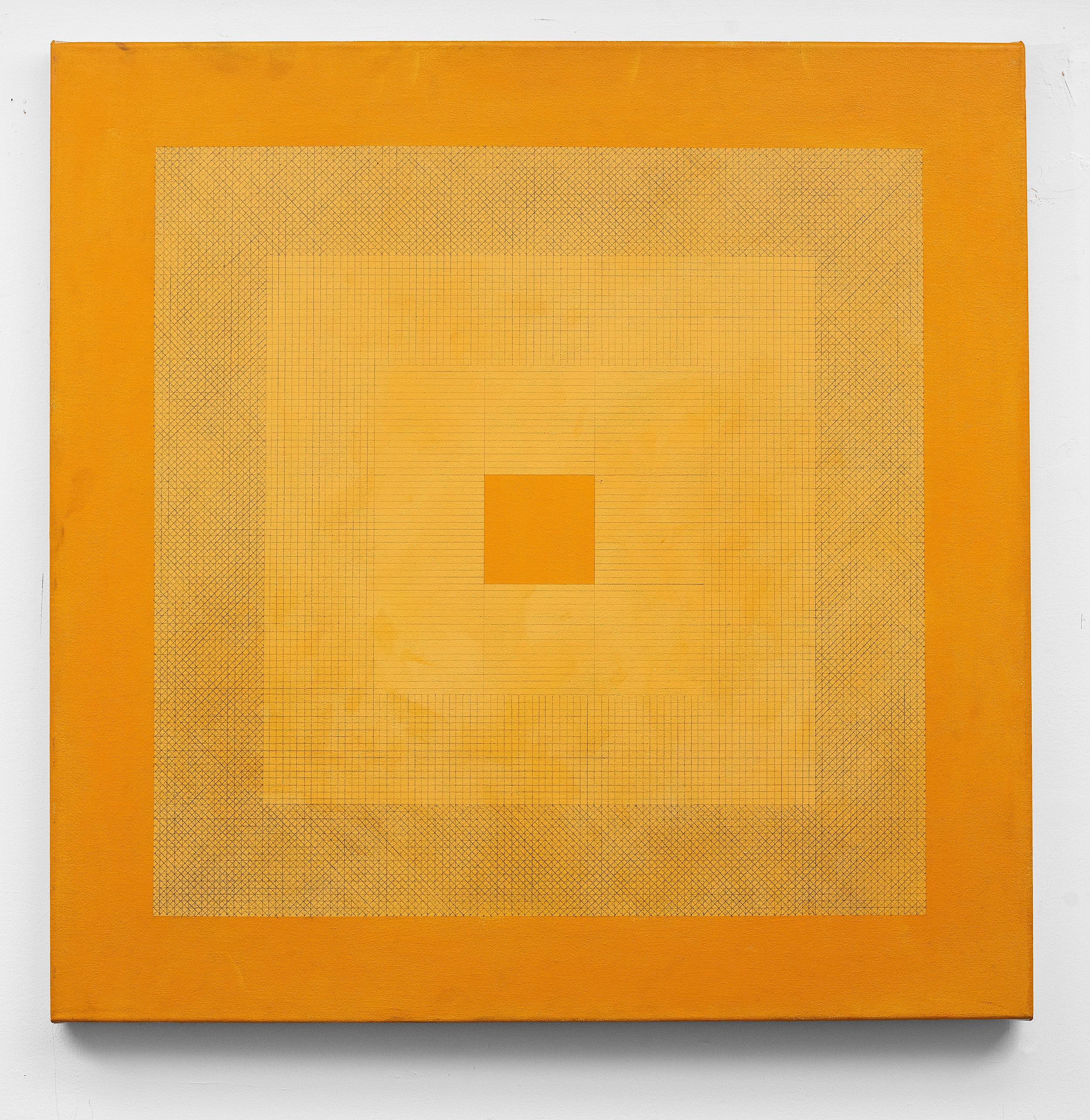 Graphite/ Orange