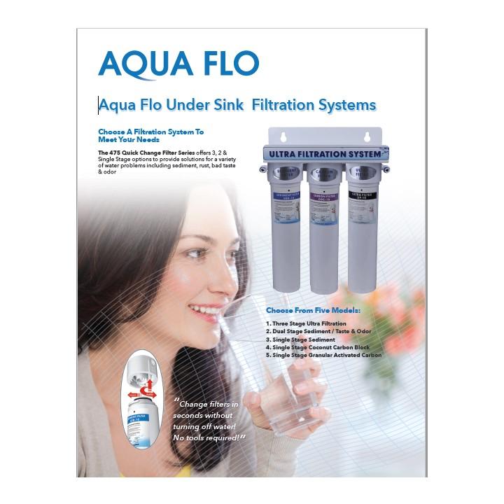 475QC Filter Spec Sheet