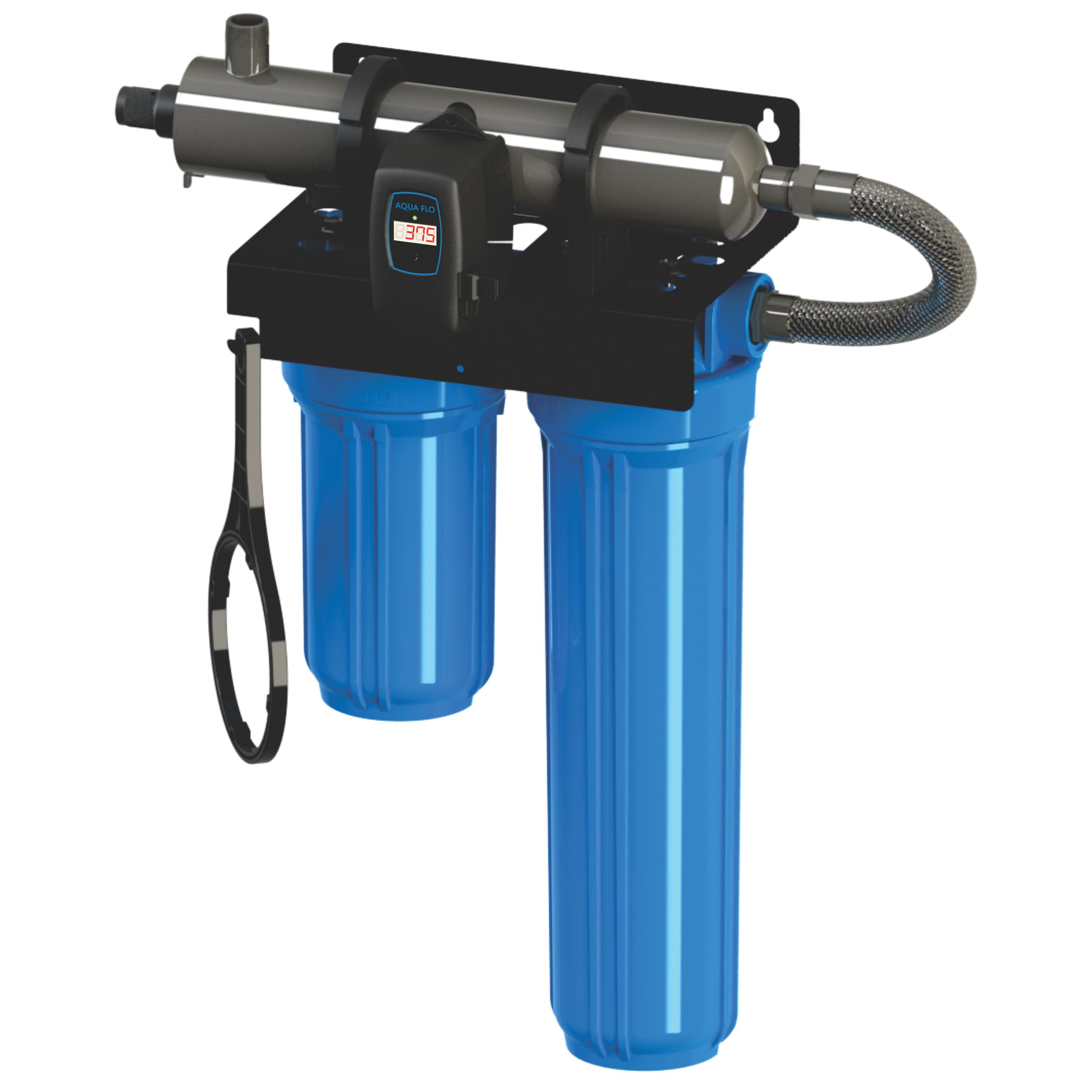 Gen4-8R12 Filter Rack System