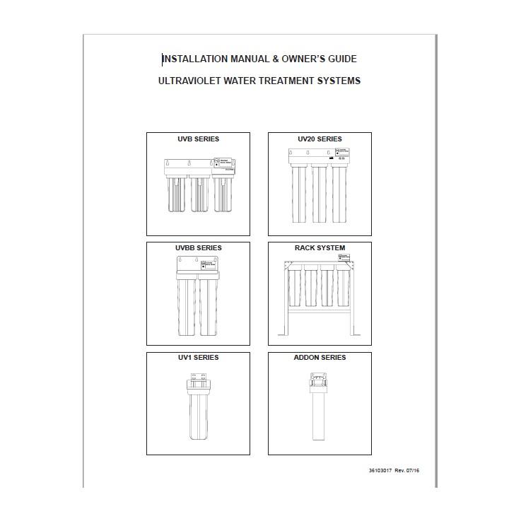 UV20 Manual