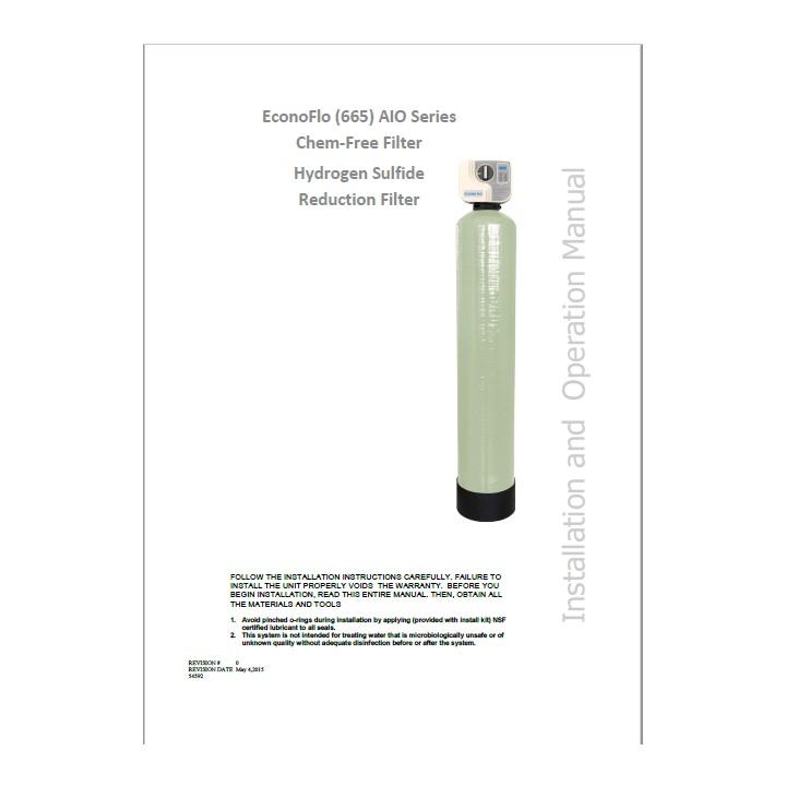 AIO HS Filter Manual