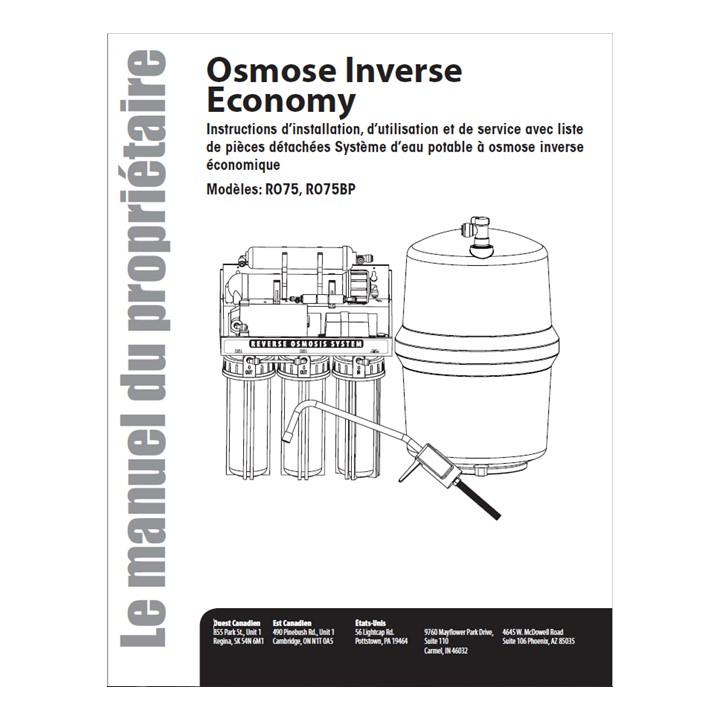 Osmose Inverse Economy - FRENCH