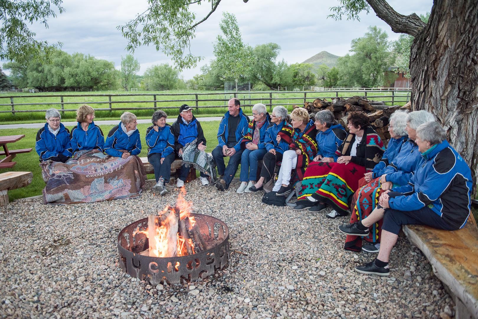 Campfire Sing-a-long
