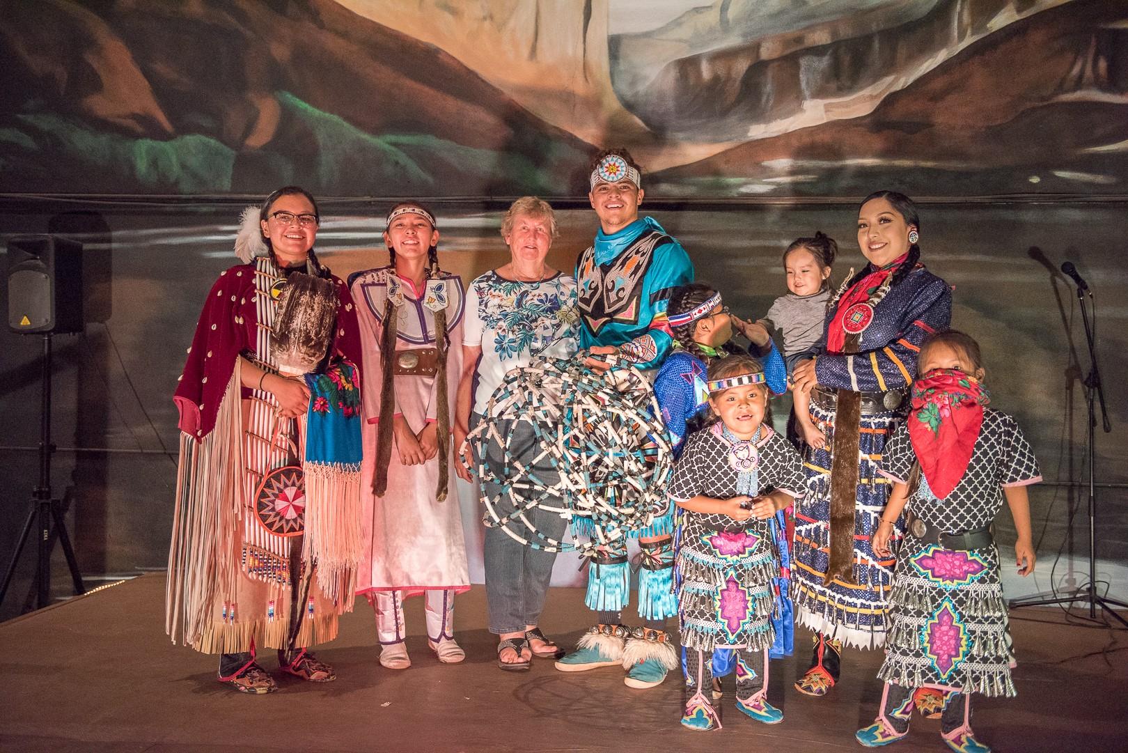 Native American Show