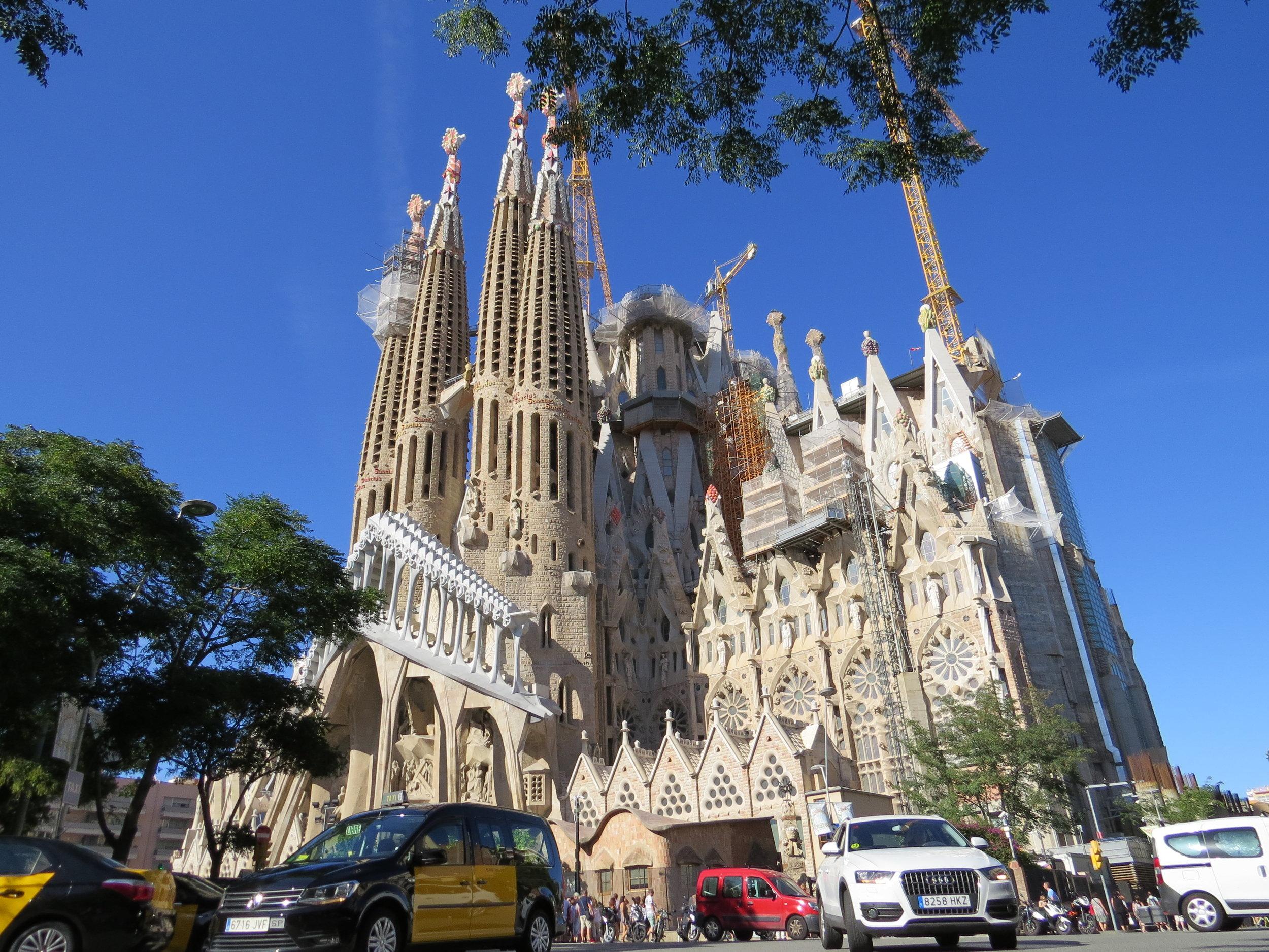 Barcelona - Sagrada Familia (6).JPG