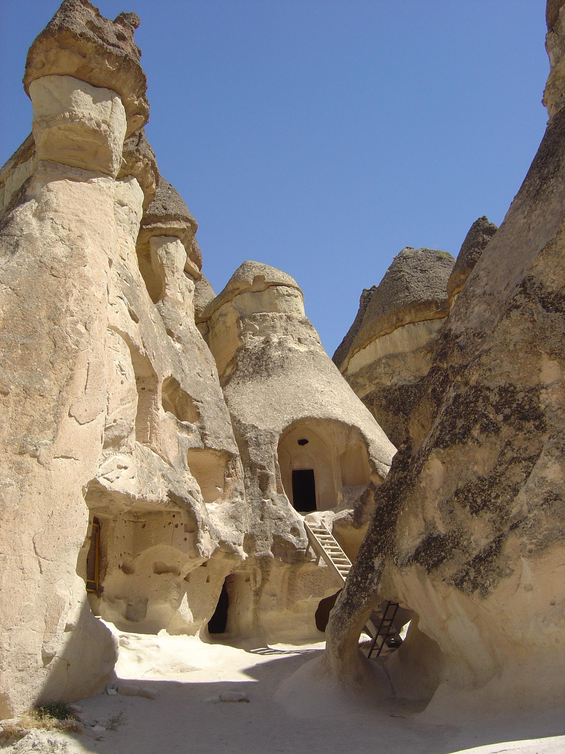 4.Cappadocia fairy chimneys & Tuff houses.jpg