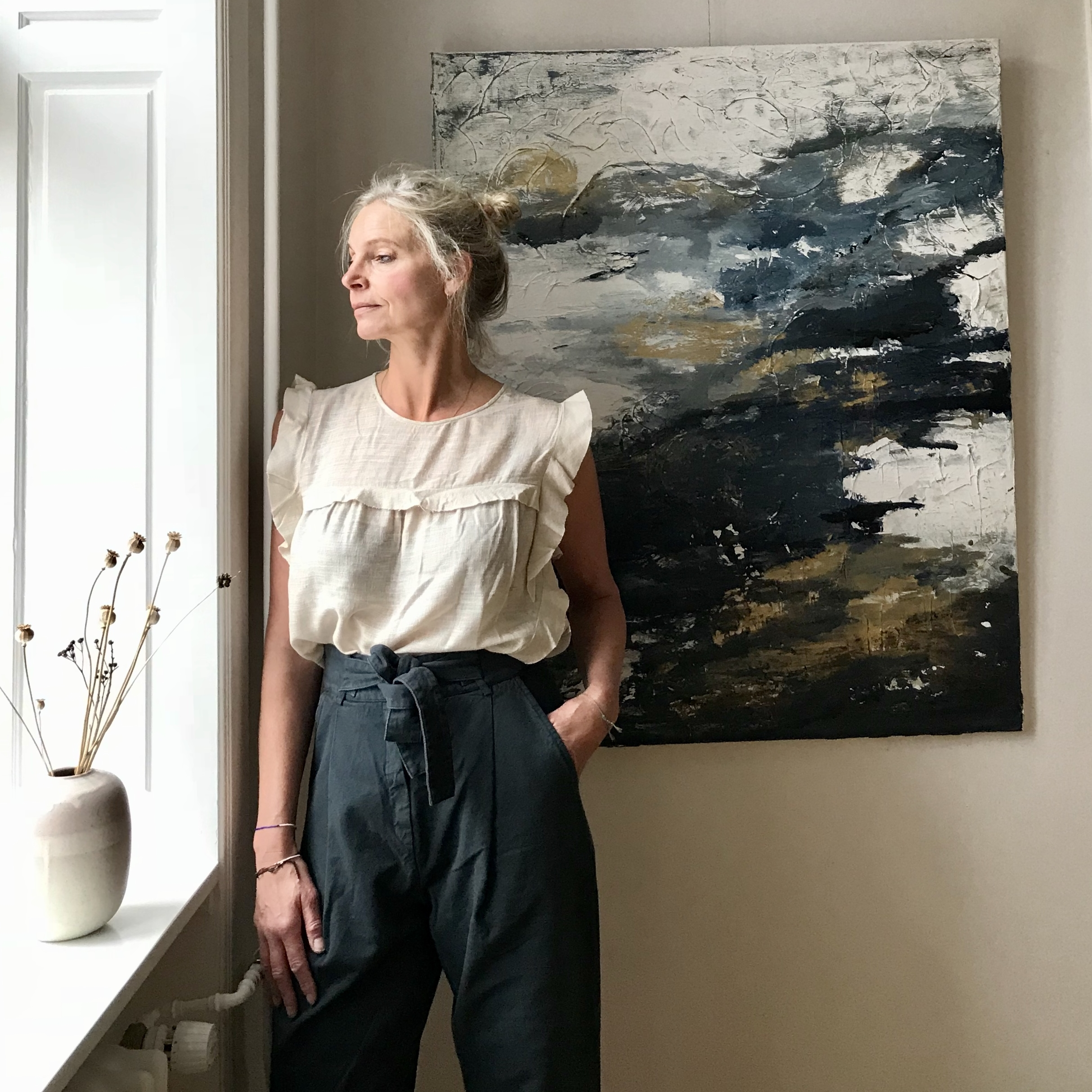 - I'm Irene de Klerk Wolters, mother and painter. Living with my Dutch family in Copenhagen, Denmark. With great passion and inspired by my family, our Nordic home & our travels I paint and photograph. I truly hope to inspire others with my work.