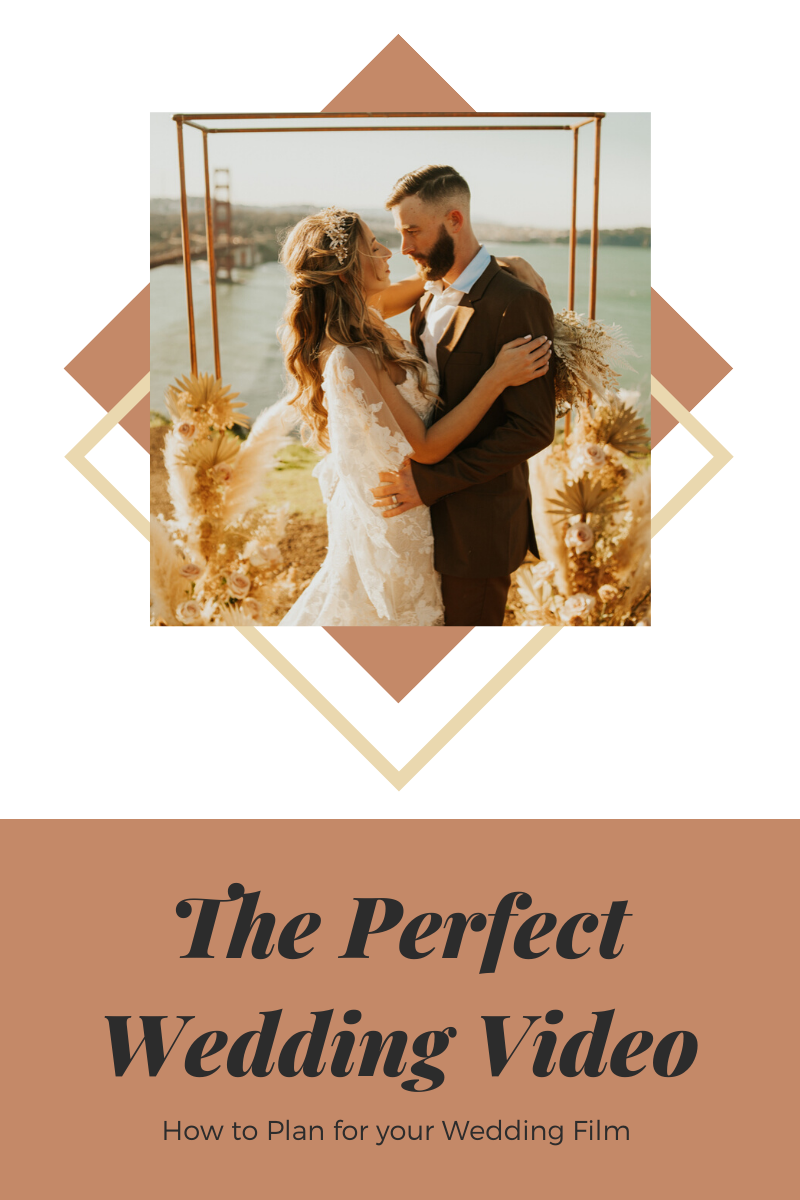 How to Have The Perfect Wedding Film.  An Amazing Wedding Video.  Hiring a Videographer.