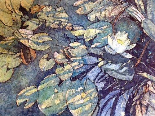 Patterns - Batik by Susan Egbert