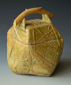 Treasure Box - Pottery by Susanne Sellars