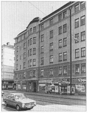 Formannen 14.  Götgatan 59 och Kocksgatan 2,4