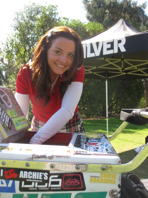 4th Annual Quiksilver Foundation Golf Classic - 2011