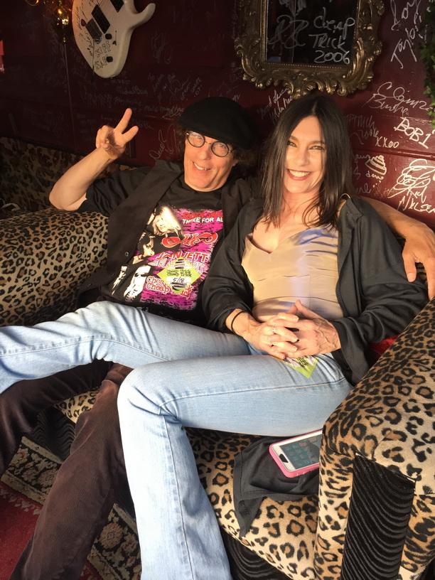 Dave Shelton (Actor) & Liane Curtis (Actress)