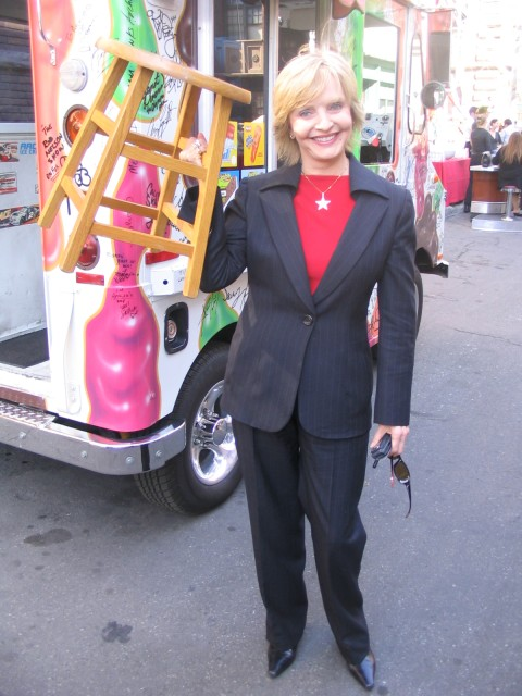 Florence Henderson - Actress