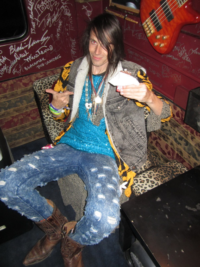 Jesse Camp from MTV