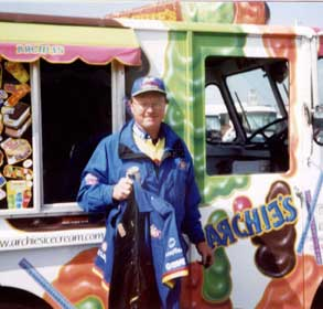 Larry McReynolds - Crew Chief