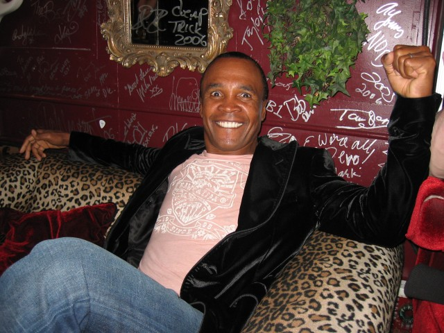 Sugar Ray Leonard   Search your content