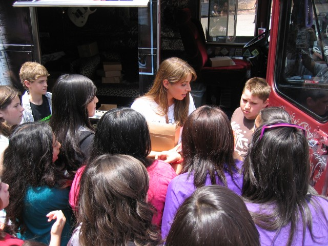 SHWAYZE Ice Cream Truck Promotion #2