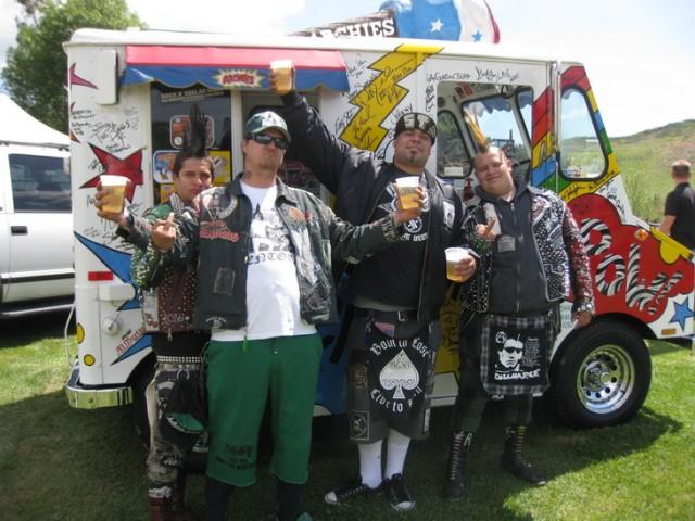 OC Punk Rock Picnic – Irvine, California 2011