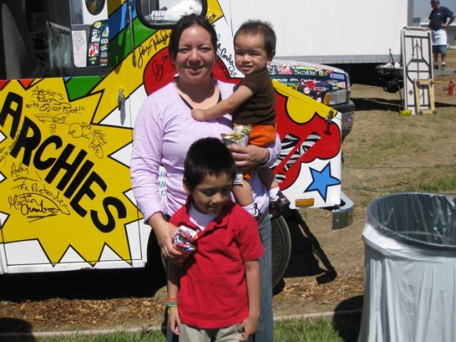 Schools First Credit Union Event – Tustin, California 2011