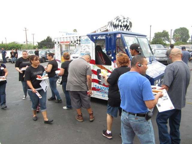 "Vance & Hines ""Employee Appreciation"" – Sante Fe Springs, California"