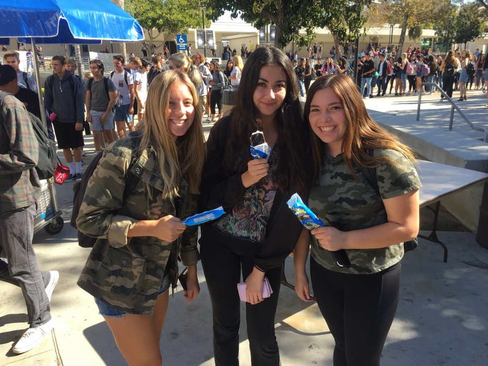 Foothill High School Honor Roll Ice Cream Party – Oct 17th