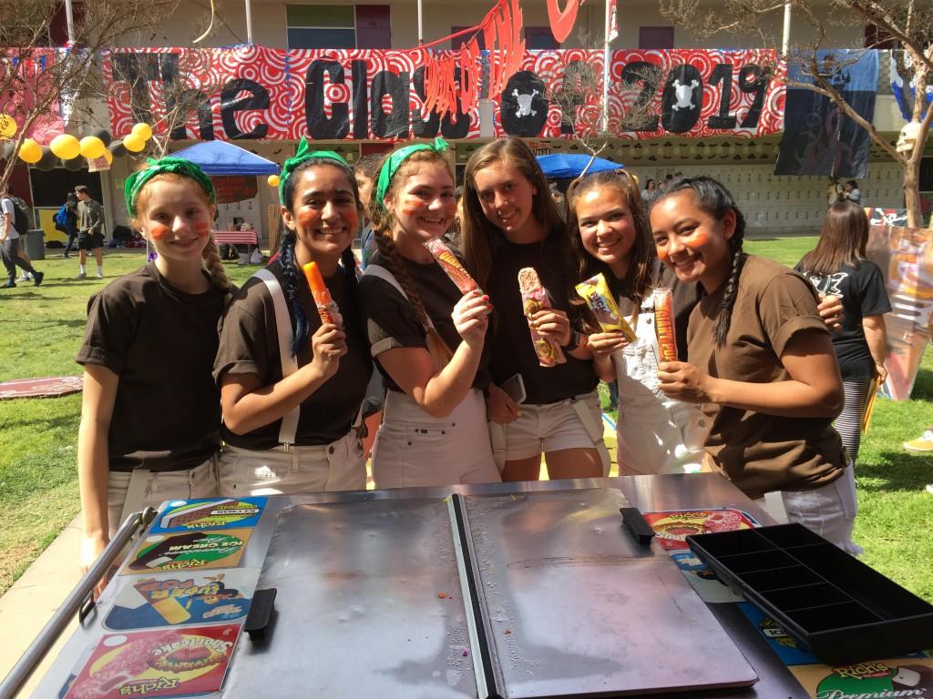 El Modena High School Spirit Week Event in Orange,CA – March 9 18