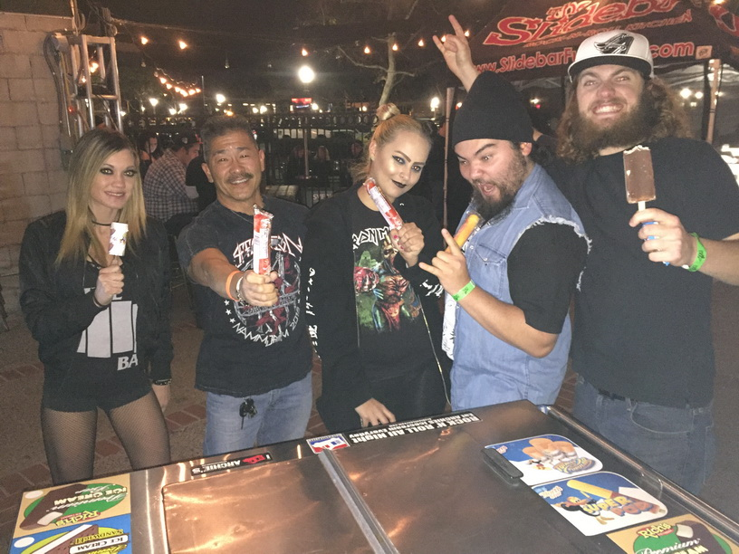 Neil Turbin Metal Party Namm Jam The Slidebar in Fullerton,Ca – Jan 23 18