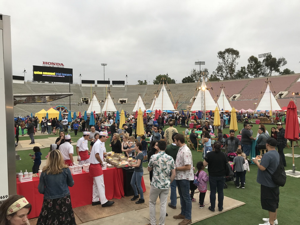 Quinn Emanuel Law Firm Party at The Rose Bowl in Pasadena June 16 18