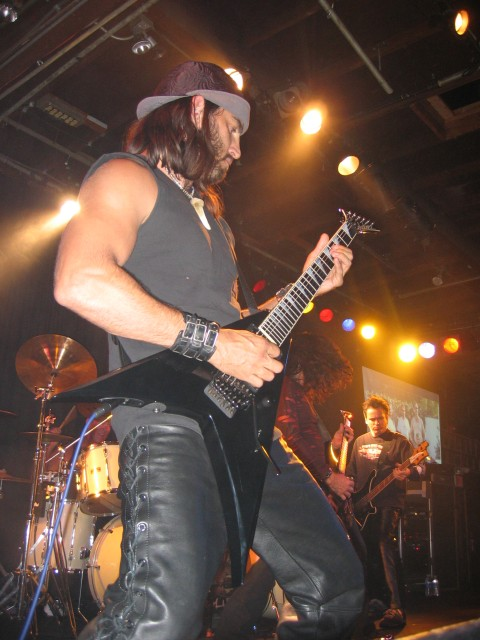 """Benefit Show for Jeff """"Fejj"""" Campbell with Leatherwolf - 2008"""
